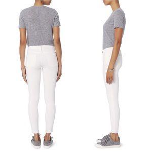 FRAME • White Le Skinny de Jeanne jeans